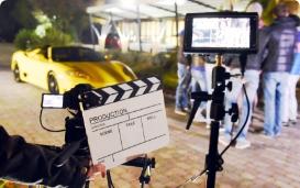 Küchenvermietung für Filmproduktionen